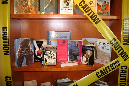 Banned Books Week! by San José Public Library, on Flickr