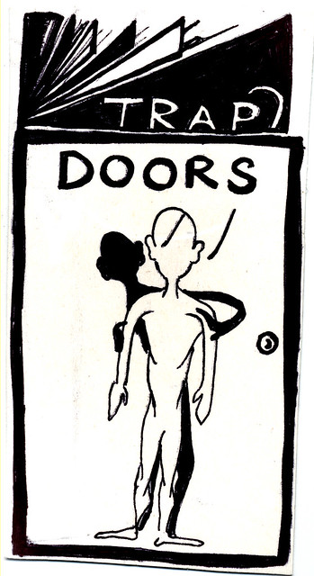 Pulk/Pull Revolving Doors