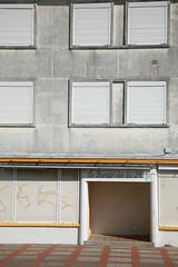 """France, Pas-de-calais, Stella-Plage, Architecture : """"Le Bazar de la Plage"""""""