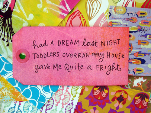 haiku-toddler-dream