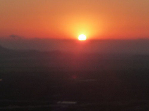 sunset cullera