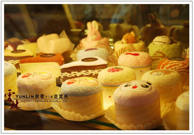 【雲林興隆毛巾工廠】興隆毛巾觀光工廠~毛巾蛋糕15