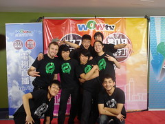 UNITeam on WOWtv (UNITY Charity - PHOTOS) Tags: dance performances workshops cyphers groupshots