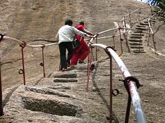 climbing romance