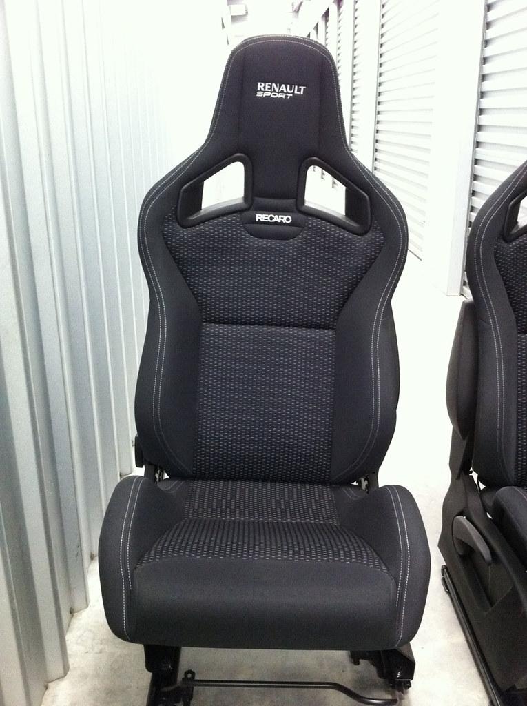 Renault Sport Recaro Sportster Cs Seats