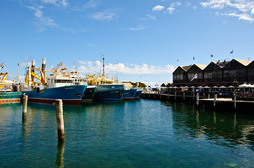 Fremantle Harbour II