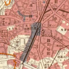 Ikebukuro in 1946