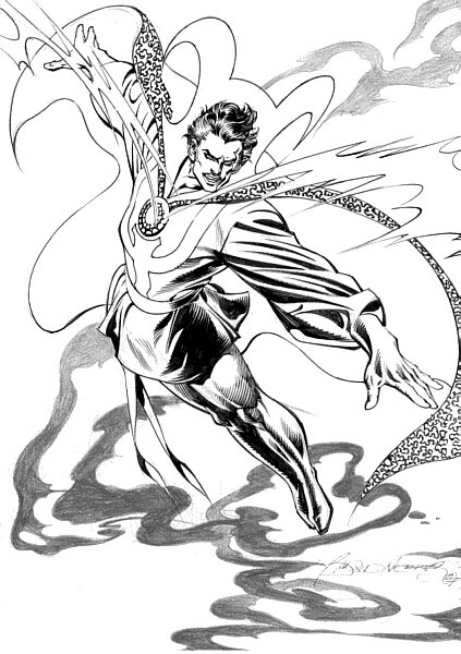 rudy nebres dr strange from collectingfoo