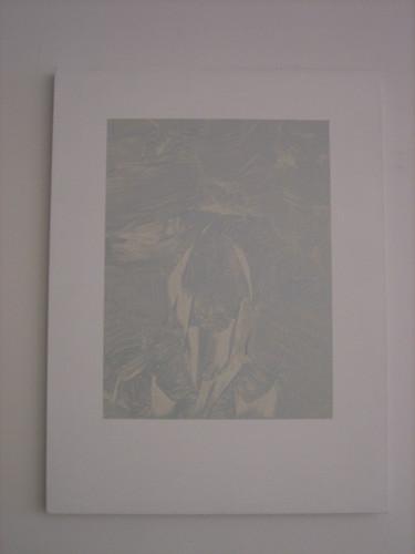 White Razor Painting 1
