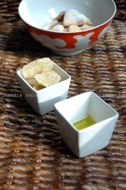 Frollini all'olio e.v.di oliva de Il Brolo