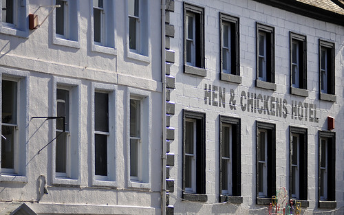 Hen & Chickens Hotel, Berwick upon Tweed