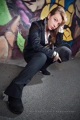 _MG_5476 (Massimo Santo   Photography) Tags: street light portrait urban milan girl beautiful fashion canon studio lens eos graffiti eyes flash sigma occhi shooting murales santo 48 metz massimo af1 lampo lseries canonl 50d lampista strobist 420ez3