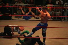 Jeff Hardy vs AJ Styles