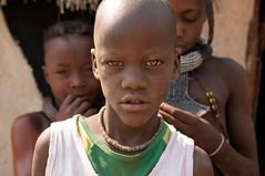 129_7514 (IlaDM) Tags: africa wild people african culture august tribal safari afrika tribe ethnic namibia tribo etosha himba afrique namib ethnology tribu namibie tribus ethnie