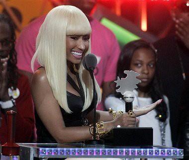 Nicki Minaj Clean Up @ HHA