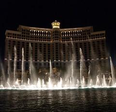 Las Vegas/Bellagio fountain