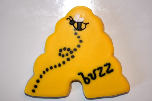 Hutchison Beehive Cookie