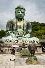 Zénitude (patoche21) Tags: voyage travel monument japan nikon kamakura bouddha daibutsu japon 18200mm d80 nikonpassion patrickbouchenard
