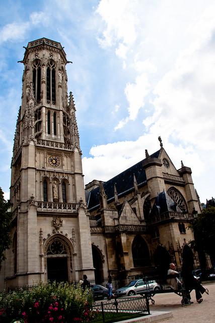Église Saint-Germain l'Auxerrois