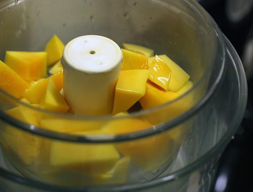 mango before