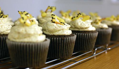 cupcake row