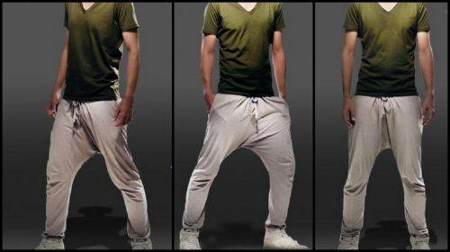 calça masculina saruel