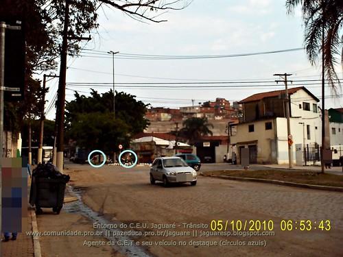 Entorno do C.E.U. Jaguare (05/10/2010)