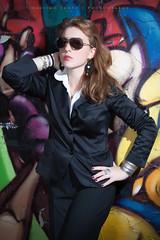 _MG_5470 (Massimo Santo | Photography) Tags: street light portrait urban milan girl beautiful fashion canon studio lens eos graffiti eyes flash sigma occhi shooting murales santo 48 metz massimo af1 lampo lseries canonl 50d lampista strobist 420ez3