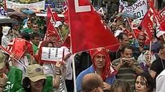 Espanha: greve geral