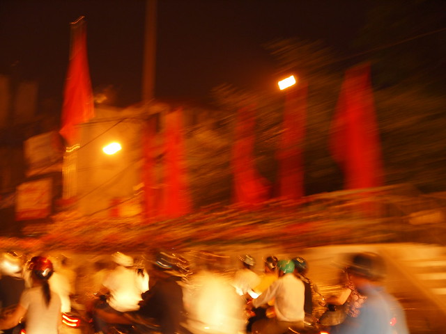 Celebrating Hanoi