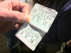 """Eintrittskarten Cinemaxx Essen """"The Social Network"""""""