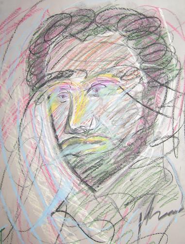 Teacher Self-Portrait