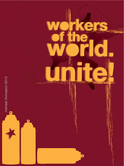 (freestylee) Tags: france portugal germany poster spain workers unitedkingdom lisbon unite designart tradeunion michaelthompson cgtp socrats