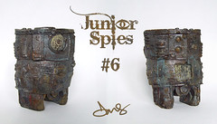 Junior Spies #6 (DMS One) Tags: 6 toy designer junior spies dms