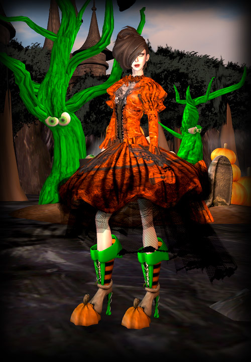 Free Dress & Special Ed. Halloween Boots
