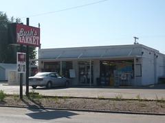 Bush's Market - Solomon, Kansas