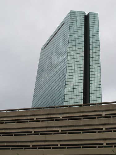 Boston towers