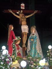 sto. rosario  parokya - 0ct. 10, 2010 001 (HESUS DESPOJADO 2009) Tags: san francisco sto rosario ni ng assisi 2010 parokya storosarioparokya0ct102010