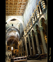 Cathdrale de Pise (Very Important Photo) Tags: nikon pisa cathdrale tuscany toscana toscane pise blinkagain