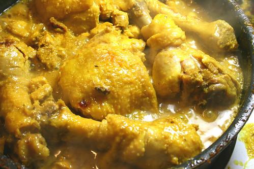 Jolts & Jollies: Garlic Chicken (Indian Style)