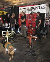 OHBS_010 (METROFIETS) Tags: green beer bike bicycle oregon garden portland construction paint nw box handmade steel weld coat transport craft cargo torch frame pdx custom load cirque woodstove builder 2010 haul carfree hpm suppenkuche stumptown paragon stp chrisking shimano custombike cargobike handbuilt beerbike workbike bakfiets cycletruck rosecity crafted 4130 bikeportland braze longjohn paradiselodge seattlebikeexpo nahbs movebybike kcg phillipross bikefun obca ohbs jamienichols boxbike handmadebike oregonhandmadebikeshow oregonhandmadebicycleshow hopworks metrofiets cirqueducycling oregonmanifest matthewcaracoglia palletbike oregonframebuilder seattlebikeshow bikefarmer trailheadcoffee