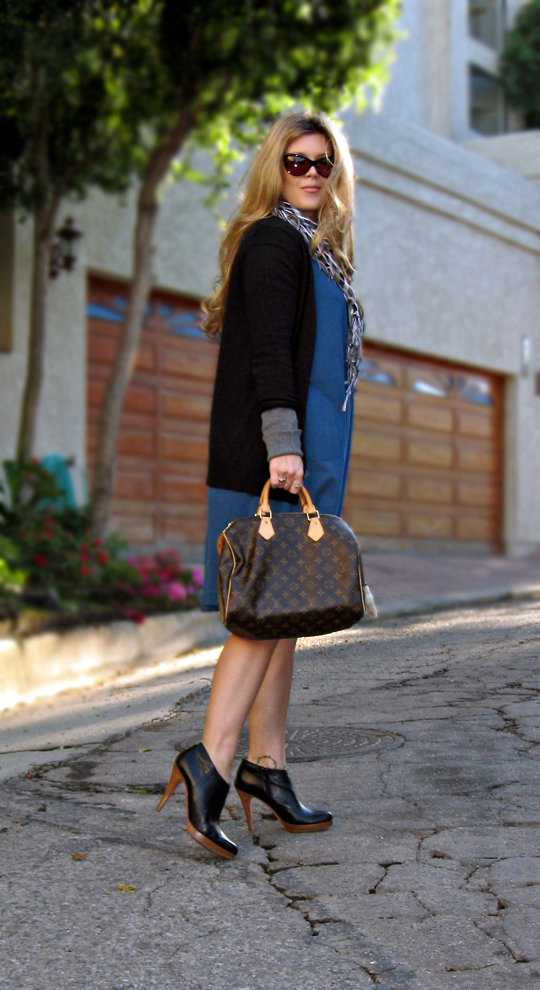 la style the hills cat eye sunglasses louis vuitton speedy bag ankle boots+long blonde hair