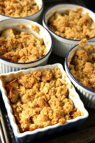made Ina's Old Fashioned Apple Crisp last year and it truly has ...