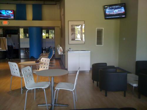 Inside Revive Energy Bar, Memphis, Tenn.