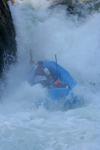 rucka chucky rapid on middle fork american river
