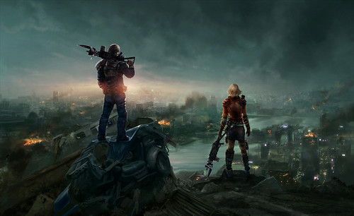 Dead Nation for PS3 Panorama