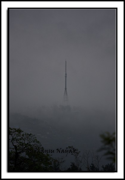 All India Radio Tower view from Talacauvery