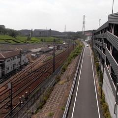 Back Street of Minami-Ōsawa