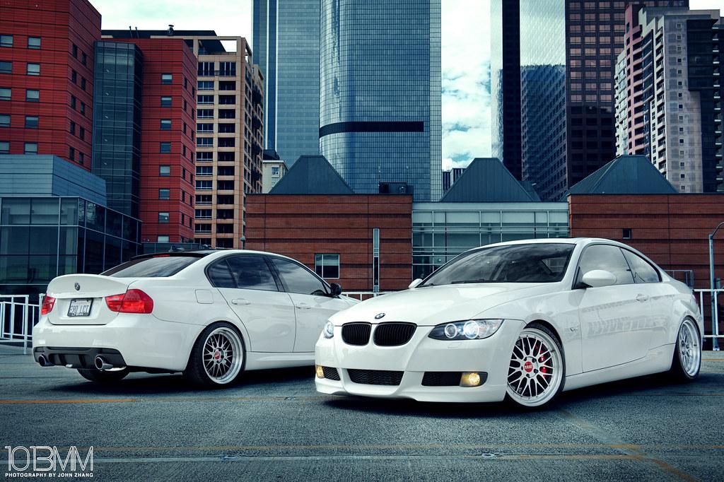 Widebody BMW 335i Sedan  Coupe  1013MM