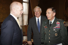 General David H. Petraeus (Foreign and Commonwealth Office) Tags: william hague foreignoffice fco williamhague ukforeignoffice